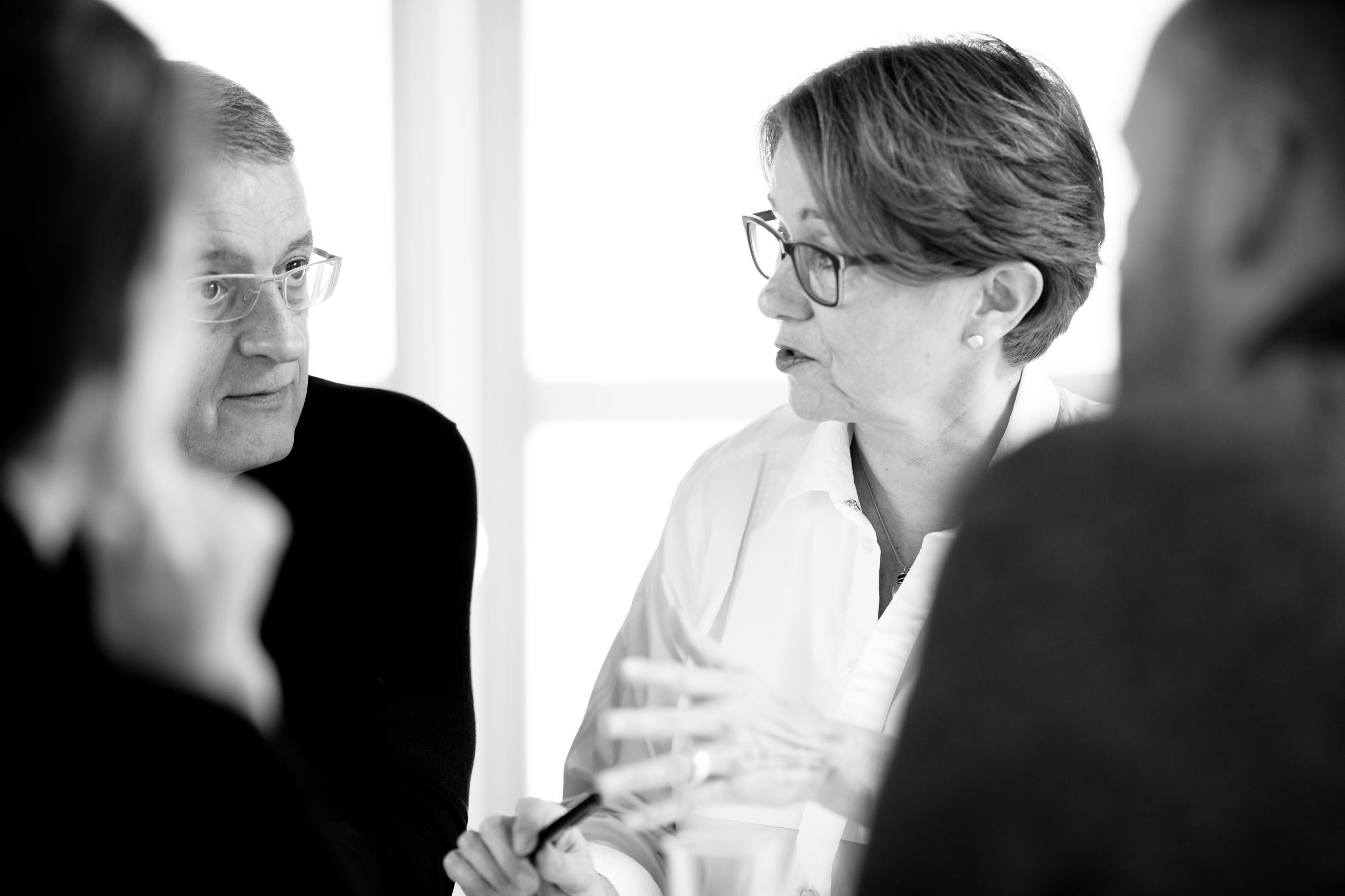 Andreas Herzau, Renate Ruhne, Coaching, Mediation, Kommunikation